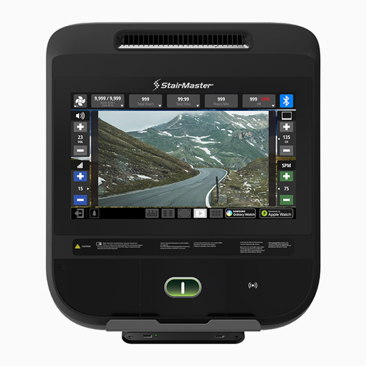 StairMaster 15 inch Screen