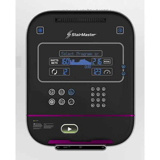StairMaster OpenHub LCD